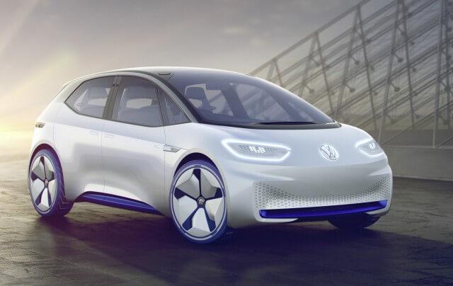 volkswagen car concept