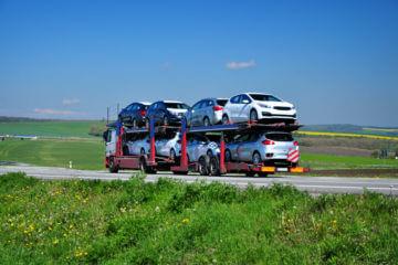 Vehicle Shipping Transit Time