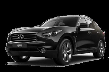 Infinity SUV car model