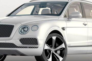 SUV Bentley