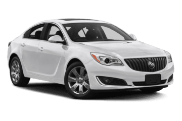 Buick car model delivery