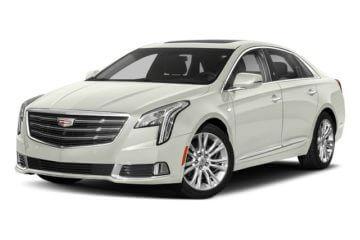 Cadillac white model