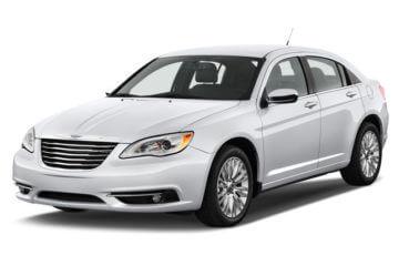 metallic Chrysler white