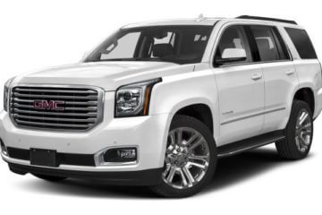 GMC SUV car