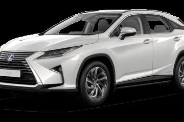 SUV Lexus model