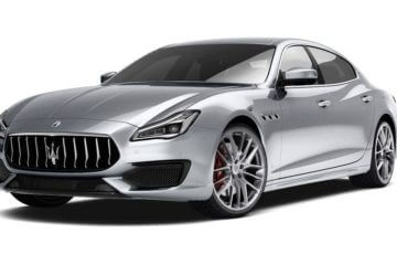 new Maserati model