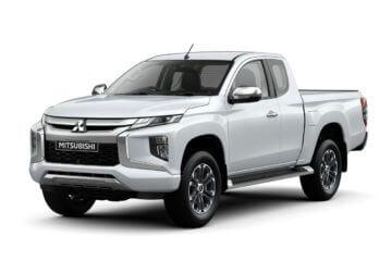 Mitsubishi pickup truck