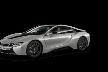 BMW i8 model